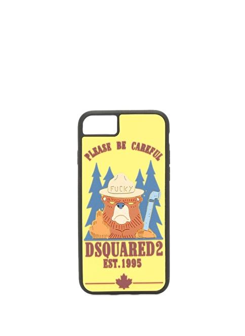 Dsquared2 iPhone 7/8 Aksesuar Renkli